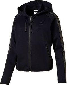 Puma Women's Full-Zip Metallic Hoodie