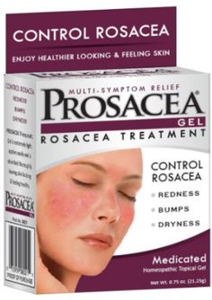 Prosacea Rosacea Treatment Homeopathic Topical Gel, .75 oz