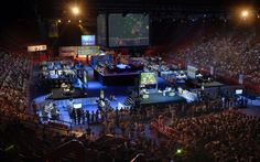 Video games: the sport of the future?
