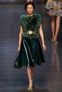 via StyleList. Dolce & Gabbana