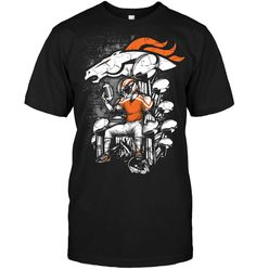 Broncos Apparel, Broncos Shirts, Tees, Mens Tops, T Shirt, Stuff To Buy, Black, Supreme T Shirt, T Shirts