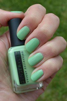 Ivy League by Ginger + Liz #nails #nailpolish #vegan