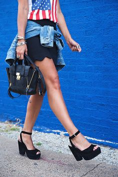 American_Flag_Top-Dallas-Asos_Skirt-Denim_JAcket-Outfit-Street_Style-40 by collagevintageblog, via Flickr