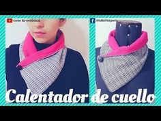 Sewing Collars, Neck Warmer, Sewing Patterns, Creations, Hats, Youtube, Videos, Style, Fashion