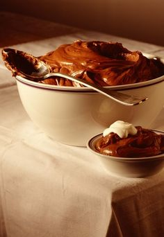 Receta: Mousse de Chocolate