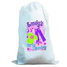 Dirty Laundry Laundry Bag $14.95