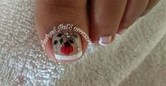 Purple And Pink Nails, Pedicure Nail Art, Gemstone Rings, Pedicures, Veronica, Bb, Toenails, Flower Nails, Flower Nails