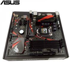 original New Desktop motherboard For ASUS ROG STRIX B250G GAMING LGA 1151 I7 I5 I3 14nm 4*DDR4 support 64G 6*SATA3 2*M.2 Price: 349.95 & FREE Shipping