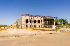 The New Tehama County Courthouse Progress Update