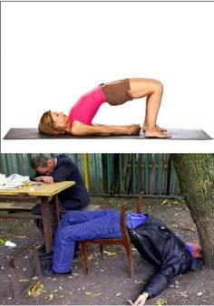 Yoga Poses Nailed by Drunk People - Mix Ping Funny Texts Crush, Funny Text Fails, Funny Quotes, Funny Memes, Hilarious, Funny Picture Jokes, Funny Pictures, Drunk Yoga, Drunk Fails