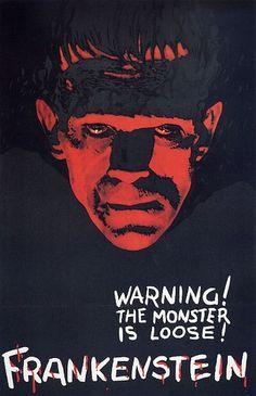 Frankenstein (1931) - Karloff