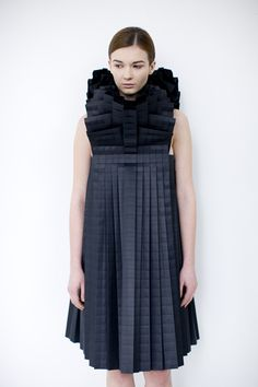 Morana Kranjec sculptural clothes - Photo 11 | Image courtesy of Morana Kranjec