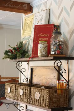 Woodsy Glam Christmas Home Tour :: Hometalk