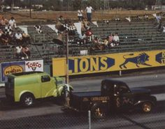 Vintage Drag Racing - Gassers - Lions Drag Strip