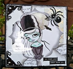 Lil Cutie Creations: Faery Ink~ Frankie's Bride