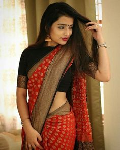 Latest Collection of Saree & Blouse Designs in the photo gallery. Saree & Blouse styles from India's Top Online 🛒Shopping Sites. Lehenga Designs, Kurta Designs, Silk Saree Blouse Designs, Fancy Blouse Designs, Shirt Designs, Black Saree Blouse, Diana Penty, Pop Up Shop, Sarees For Girls