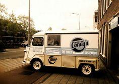 Citroen HY, Coney's icecream