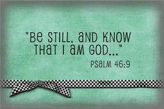 Psalm 46:9