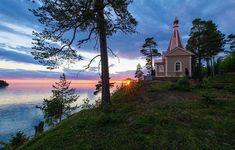 Валаам, республика Карелия, Россия.
