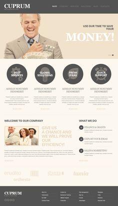 Online Solutions WordPress Theme