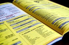 How do you actually recycle a phone book?