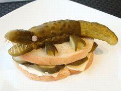 croco sandwich