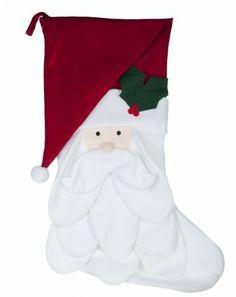 Ganz Christmas Santa Giant Stocking
