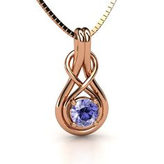 The Infinity Knot Pendant