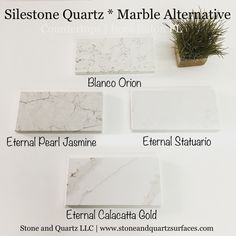 Silestone Eternal Calacatta Gold Quartz Kitchen Dining