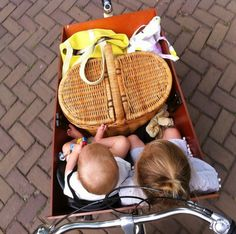 Surprising observations about what it's like to raise a child in the Netherlands.