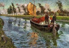 Frits Thaulow ~ Skagen painter | Tutt'Art@