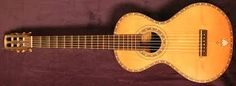 Image result for early romantic guitar bridges