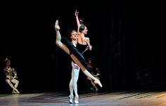 Svetlana Zakharova and David Hallberg