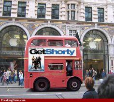 - Travel Around The World By Bus - Transport London Transport, Mode Of Transport, Public Transport, Richard Branson, Converted Bus, Strange Cars, Short Bus, Routemaster, Mini Bus