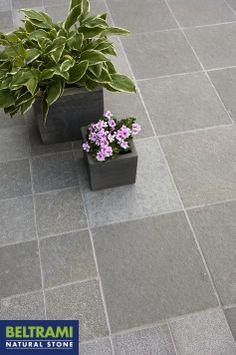 Beltrami Natuursteen/ Naturam Stone - Indoor and Outdoor - Terras/Terrace - Oprit/Driveway