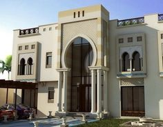 """Check out this @Behance project: """"Private Villa 3,KSA""""…"""
