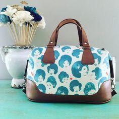 Tutorial: Brooklyn Handbag - Swoon Sewing Patterns