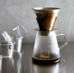 Kinto Carat Coffee Dripper | Home Brewed Coffee | Coffeeware | Coffee Lovers…