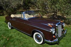 1960 Mercedes Benz 220S Cabriolet Hot Wheels, Planes, Mercedes Benz, Trains, Classic Cars, Bmw, Cars, Motorbikes, Airplanes