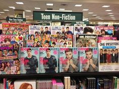 They're on the cover of every teen magazine HECK YA!!!
