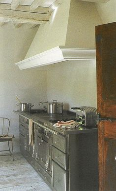 stove love.. I want this to be one side of a big island