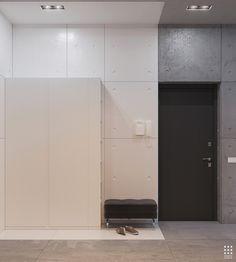 white-and-concrete-entryway-design.jpg (1200×1333)