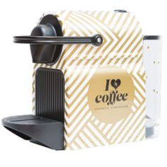 Win: Limited edition Nespresso x Superette Inissia - Coffee giant Nespresso collaborates with Superette to create eight exclusive new coffee machines.