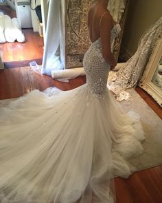 Wonderful Perfect Wedding Dress For The Bride Ideas. Ineffable Perfect Wedding Dress For The Bride Ideas. Custom Wedding Dress, Lace Mermaid Wedding Dress, Used Wedding Dresses, Perfect Wedding Dress, Bridal Dresses, Lace Wedding, Backless Wedding, Bridesmaid Dresses, Formal Dresses