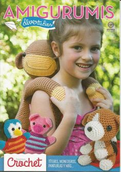 ISSUU - Revista 1 amigurumi by Silvina Veronica