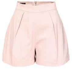 Shorts Alfaiataria Feminino Colcci  - Bege