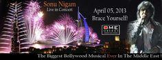 Sonu Nigam Live in Concert - Klose to my Heart Dubai