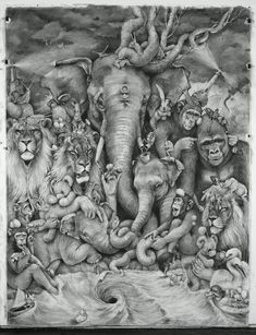 Back in October 2012, we introduced you to Adonna Khare, the winner of ArtPrize 2012, the world's largest open art competition with a $200,000 prize. The e