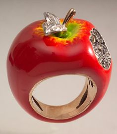 You Gave Me The Apple To Taste ... Don't You Remember ??? ... And It Was Delicious ...