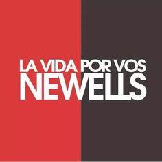 La vida es roja y negra  La vida es Newell's Old Boys